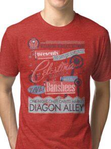 Wizarding Wireless Network Tri-blend T-Shirt