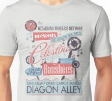 Wizarding Wireless Network Unisex T-Shirt