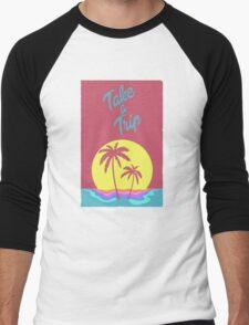 Take A Trip Men's Baseball ¾ T-Shirt