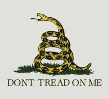Don't Tread On Me by Deadscan