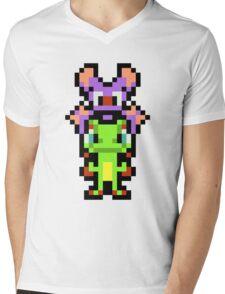 Pixel Yooka-Laylee Mens V-Neck T-Shirt