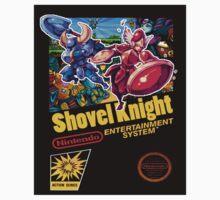 Shovel Knight 4 Kids Clothes
