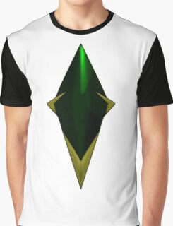 LUSAMINE AETHER GEM Graphic T-Shirt