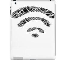 wifi, nerd, IT, wireless iPad Case/Skin
