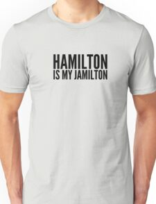 JAMILTON  Unisex T-Shirt
