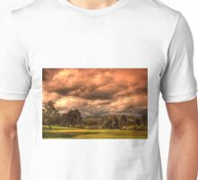 Angry sky Unisex T-Shirt