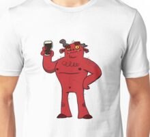 Stout Beer Monster Unisex T-Shirt