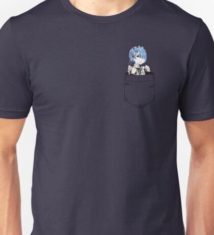 Mini Pocket Rem Unisex T-Shirt
