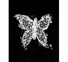 Dr.Lamb's Handprint Butterfly Photographic Print