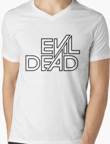 EVIL DEAD Mens V-Neck T-Shirt