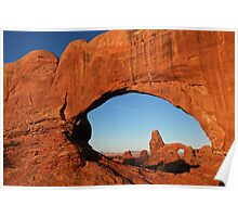 Turret Arch Poster