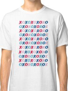 x o pattern  Classic T-Shirt