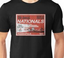 Vintage Drag Racing Unisex T-Shirt