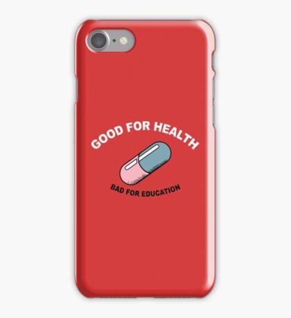 Akira pill anime iPhone Case/Skin
