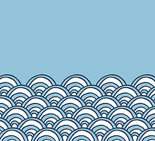 Waves on Sky Blue by ProjectM