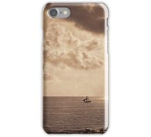 Gustave Le Gray - Brig upon the Water iPhone Case/Skin