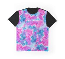 watercolor lava Graphic T-Shirt