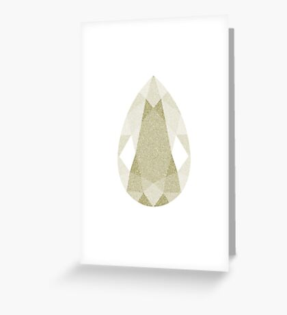 Drop Greeting Card