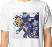 Kid Cudi BAPE Cartoon Classic T-Shirt