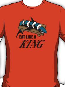 Eat Like a King (Light) T-Shirt