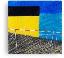 Stelzenband Canvas Print