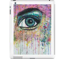 Dripping eye iPad Case/Skin