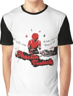 The Get Down - Shaolin Fantastic Graphic T-Shirt