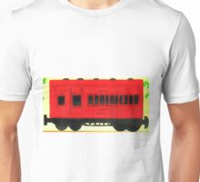Old Queensland train carriage Unisex T-Shirt