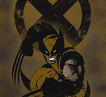 Wolverine by Holly Jane