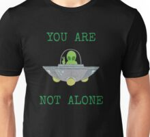 Aliens You are not Alone Unisex T-Shirt