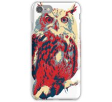 owl hope at iPhone Case/Skin