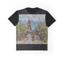 Healing with Flagstaff AZ Graphic T-Shirt