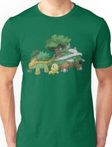 Turtwig Grotle Torterra T-Shirt
