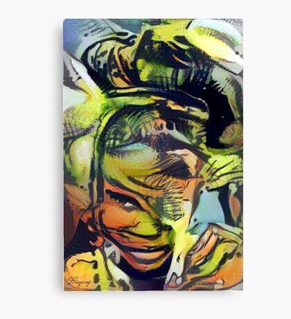 Detangle  Canvas Print