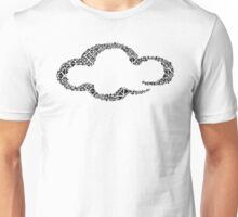 abstract cloud Unisex T-Shirt