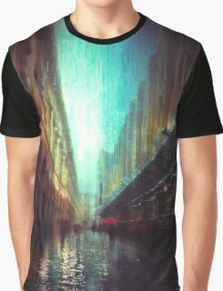In the Rain  Graphic T-Shirt