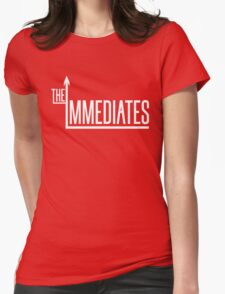 The Immediates Logo Womens Fitted T-Shirt