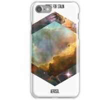 ROSES FOR STALIN - AEROSOL iPhone Case/Skin