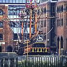 The Golden Hind by AnnDixon