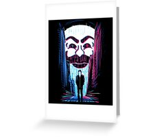 Anonymous Greeting Card