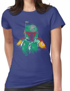 The Warrior Womens Fitted T-Shirt
