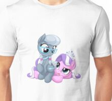 Silver Spoon and Diamond Tiara Unisex T-Shirt