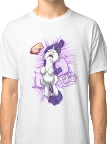 Rarity Snores Classic T-Shirt