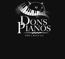 Dons Pianos Unisex T-Shirt