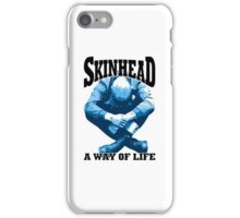 Skinhead A Way Of Life Blue iPhone Case/Skin