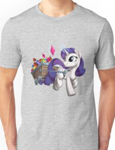 Rarity Gem Hunter Unisex T-Shirt
