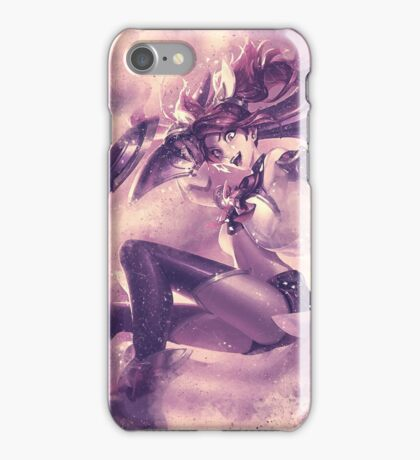 Star Guardian Jinx, Black and White iPhone Case/Skin