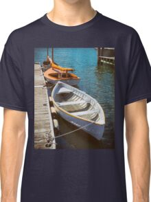 At The Small Boat Dock Classic T-Shirt