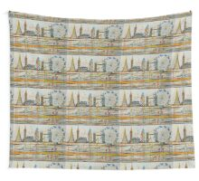 Cycle Super Highway Wall Tapestry