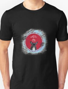 Life is Better with French Bulldog Unisex T-Shirt